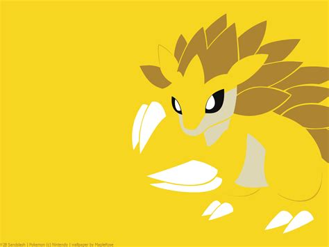 Sandslash Wallpaper  Full Hd Pictures