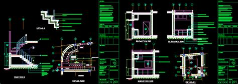 examplary working drawing  autocad cad