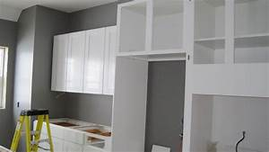 i married a tree hugger kitchen is in columns are up With kitchen colors with white cabinets with wood tree wall art