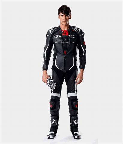 Custom Spidi Suit Track Motorcycle Racing Wind