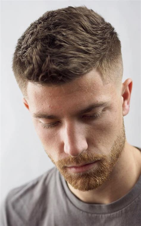 stay timeless    classic taper haircuts
