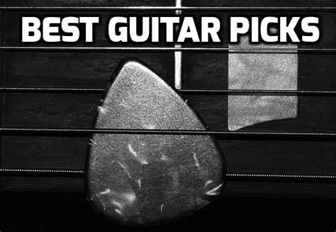 Guitar Pick Zone Best Guitar Picks Of All Time