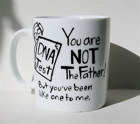 you are not the father funny father figure by http