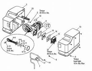 Pump Assy Diagram  U0026 Parts List For Model 919167243 Craftsman