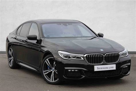 Used 7 Series Bmw by Used 2017 Bmw 7 Series 730d M Sport 4dr Auto For Sale In