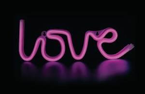 Brilliant Ideas LOVE Neon LED Wall Light BINL345