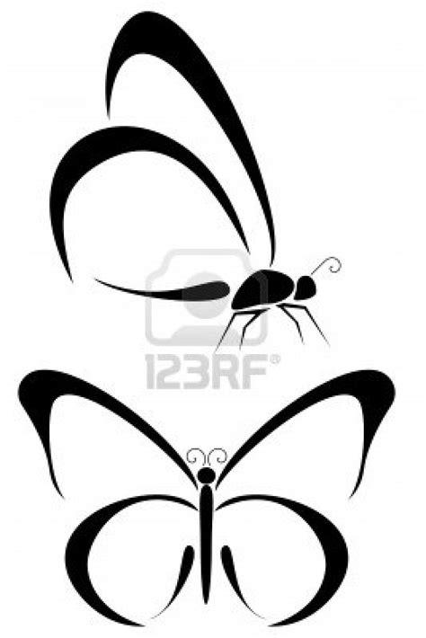Hot Butterfly Tattoo
