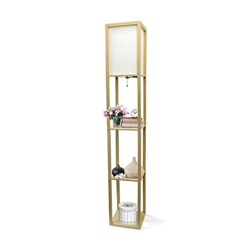 Etagere Floor L by Simple Designs Home Lf1014 Blk Etagere Organizer Storage