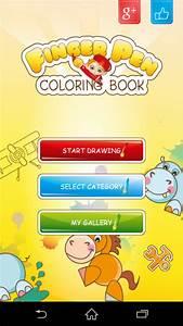Malbuch Fr Kinder FingerPen 500 Amazonde Apps Fr Android