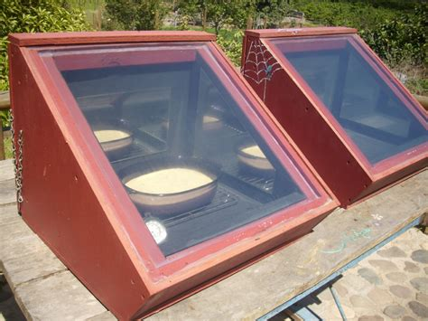 solar oven designs conclusion the greeny flat experience