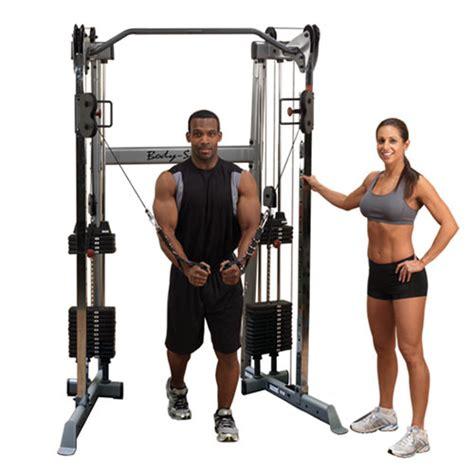 Cable Pour Banc De Musculation by Appareil De Musculation Bodysolid Centre D Entra 238 Nement