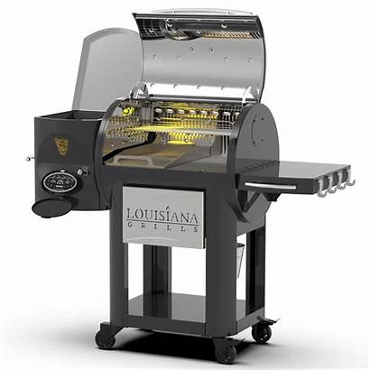 Louisiana Label Grills Series Founders 1000 Lg