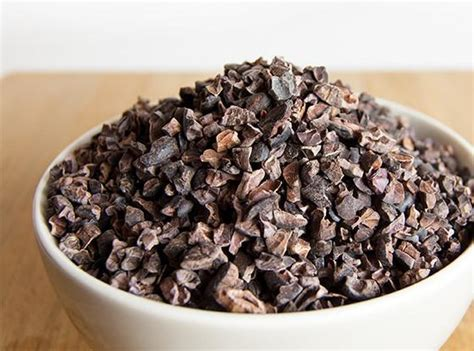 cocoa nibs raw organic cacao nibs by sunfood barefoot provisions