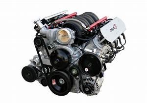 Cbm Motorsports 5 3l  Ls1  Ls2  Ls3  Supercharged Ls3 Marine Engines
