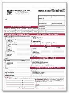 construction receipt template invoices form sheet for roofing roofing forms with