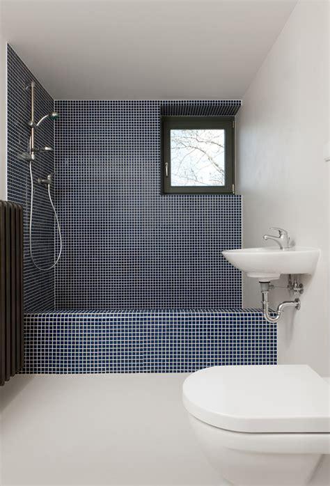 Bagni In Muratura Con Mosaico Bagno Con Pavimenti E Rivestimenti In Mosaico 100 Idee
