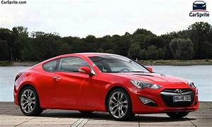 Hyundai Genesis Coupe 2017 prices and specifications in