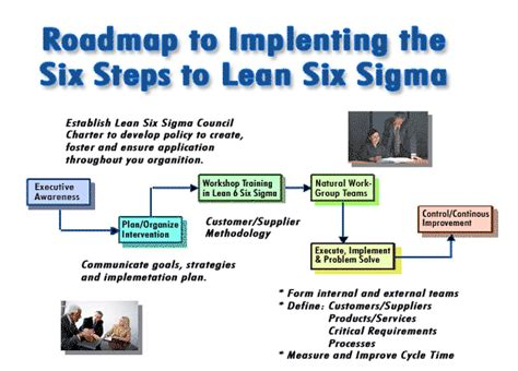 steps  practical lean  sigma quality digest