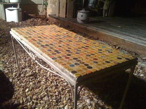 need ideas for diy replacement patio table top
