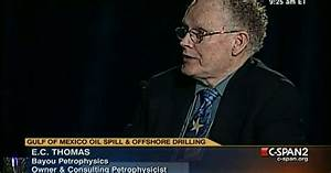Gulf Of Mexico Oil Spill Report  Day 2  Scientific Experts