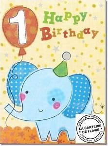 1 An Anniversaire : carte anniversaire b b 1 an musicale gosupsneek ~ Farleysfitness.com Idées de Décoration