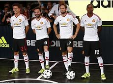Manchester United release new away kit as adidas pay