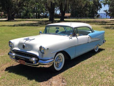 Buick Pontiac by Beautiful 1955 Oldsmobile 88 2 Door Hardtop 1956