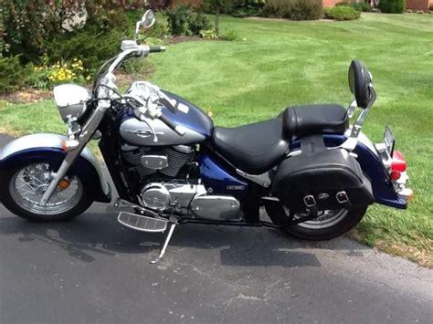 Buy 2008 Suzuki C50 Boulevard Motorcycle, Very Low Miles