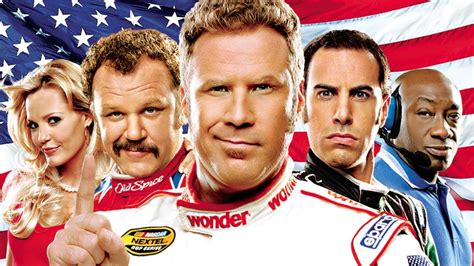 Talladega Nights The Ballad Of Ricky Bobby Movie Review