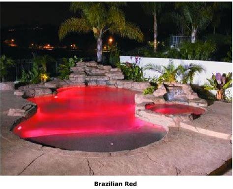 Color Splash Pool Light by J J Electronics Color Splash 3g Led Retrofit Light Bulb