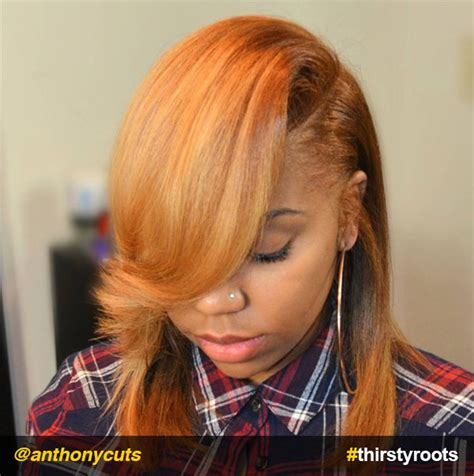 custom cut and color 12 stunning haircuts for black thirsty roots black