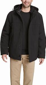 Dockers Men 39 S 3 In 1 Hooded Soft Shell Systems Jacket