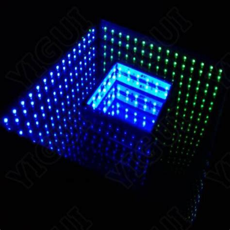 wedding club party effect led  optical illusions time