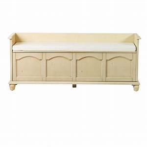 Home Decorators Collection Harwick Antique White Storage