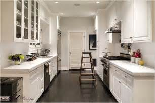 white galley kitchen ideas kitchen cool design architecture designs modern small