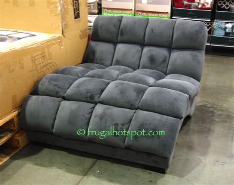 Costco Bainbridge Double Chaise Lounge $34999 Frugal