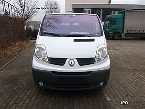 2008 Renault Trafic 2 0 Dci 115 L1h1 Comfort First Hand