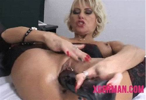 Black Hair Vixen With Petite Natural Breast Uses A Banana As Dick #Blonde #German #Milf #Toying #With #Large #Dildo
