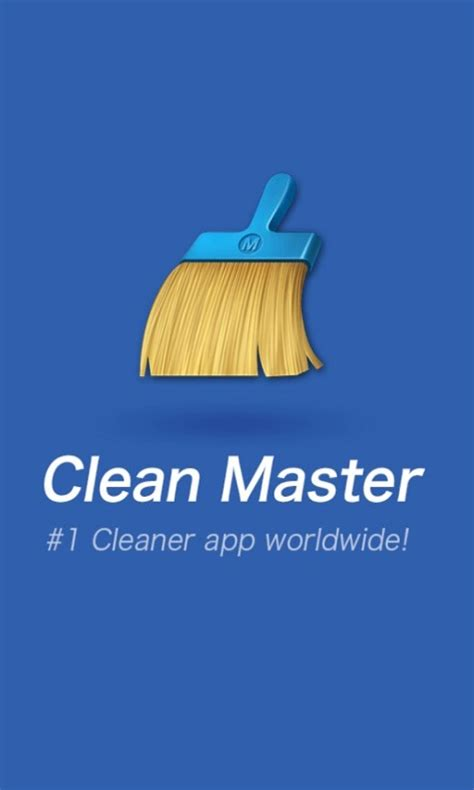 clean master for android clean master phone boost appstore for android