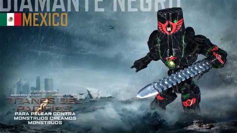 titanes del pacifico de mexico  kaijus youtube