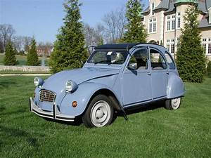 Citroën Mehari : 1987 citroen 2cv for sale 1890855 hemmings motor news ~ Gottalentnigeria.com Avis de Voitures