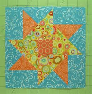 Double Star Quilt Block Pattern