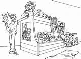 Coloring Cammy Guys Hi Children Activity Cindy Illustrator sketch template