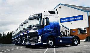 10 New Volvo Fh 460 4x2 Globetrotters For Bradley