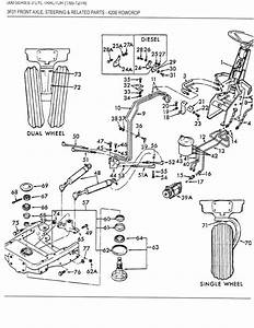 Ford 3000 Tractor Starter Wiring