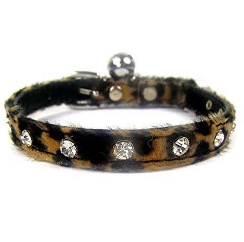 cool cat collars leopard velvet cat collar coolcatcollars co uk