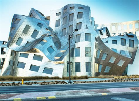 Frank Gehry Cleveland Clinic « Inhabitat  Green Design