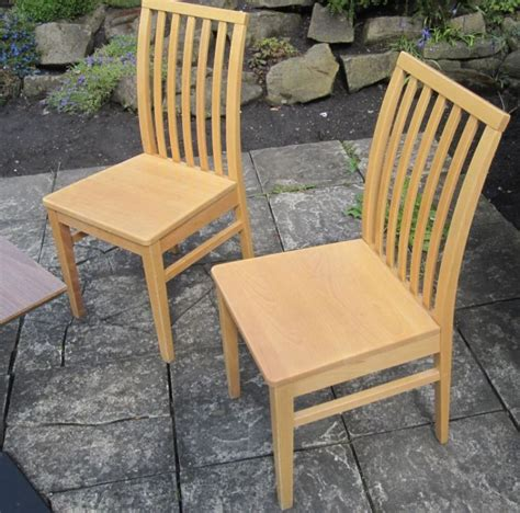 pair of high back chairs ideal wedding groom