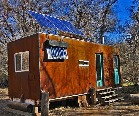 Steely House  Tiny House France