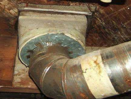 duct tape  asbestos hvac systems venting